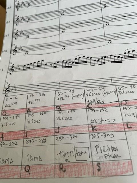 Vivaldin-Richterin Neljä vuodenaikaa